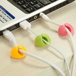 [더싸다특가] USB선정리홀더3P 외 아이디어 생활/욕실/주방/차량용품 모음전