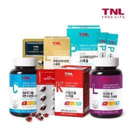 20%쿠폰 / TNL 남극 100% 크릴오일 1개월분 외 칼슘, 루테인, 밀크씨슬, 지아잔틴, 비타민 , 프로바이오틱스