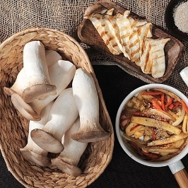 산지직송 무안 황토골 새송이버섯 특 1kg
