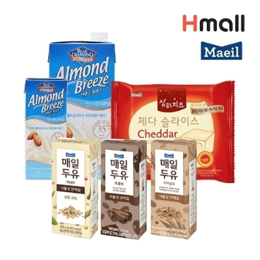 [현대Hmall] 매일유업 우유/두유/치즈 外
