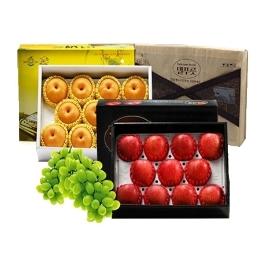 [협동조합] 20% 쿠폰할인! 프리미엄 샤인머스켓 선물세트 2kg 등 과일선물세트 13종