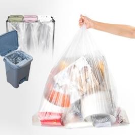 리빙앳홈 분리수거함 비닐봉투 100매 (30L/40L/80L)/분리수거 봉투/대형 비닐/분리수거 비닐/30리터 비닐