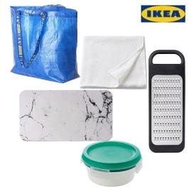 [투데이특가] IKEA 이케아&H-house 200종 모두 4900원 균일가! 머그컵 / 주방용품 / 행거 / 수납 / 휴지통 / 압축팩 등