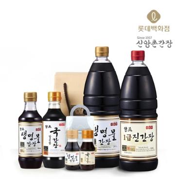 [백화점대전] 신앙촌 양조간장 모음전 / 롯데백화점 직출고