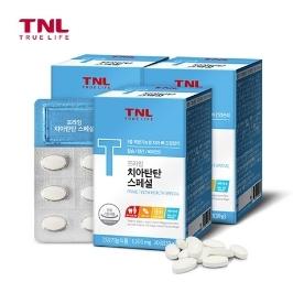 TNL 치아 & 뼈 건강 치아탄탄 1+1 9900원 外 멀티비타민, 루테인, 밀크씨슬, 지아잔틴, 크릴오일