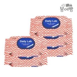 붕어빵 아기물티슈 데일리랩 해피니스 대용량 100매 x 5팩 외 다양한 구성