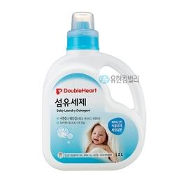 [원더배송] 더블하트 섬유세제 위생용품 모음전