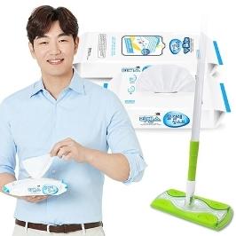 [더싸다특가] 물걸레청소포(240매)30X8