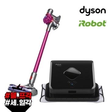 [블프직구] 다이슨 V10 앱솔루트 / V7 모터헤드 / 브라바 380T 청소기