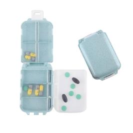 휴대용 알약통 / 복잡하고 정리 안되는 알약들 휴대용 약통 하나로 해결!