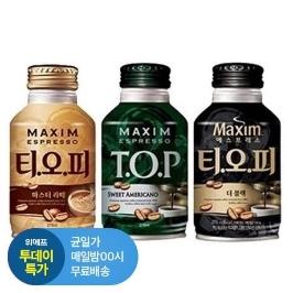 [투데이특가] 맥심 TOP 275ml 10캔