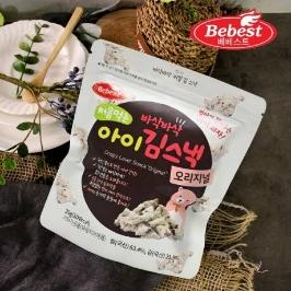 [투데이특가] 처음먹는 김스낵 김자반 유기농김 아이반찬 아이간식 모음전/사은품증정이벤트까지