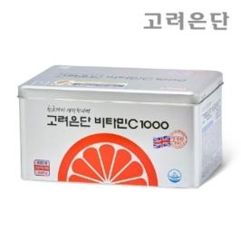 [고려은단] 비타민C 1000 (600정)+쇼핑백 外