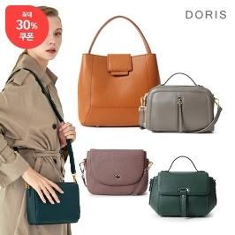 [패션뷰티위크] 도리스뉴욕 브랜드 가방 지갑 백팩