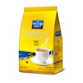 칸타타 에스프레소/동서 맥스웰하우스 커피믹스 마일드 900g x12개/1박스