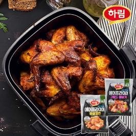 하림 신제품 에어프라이어 치킨 2+1봉