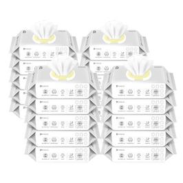 뉴 퓨릿지 대용량 물티슈 100매 10팩/20팩 캡형