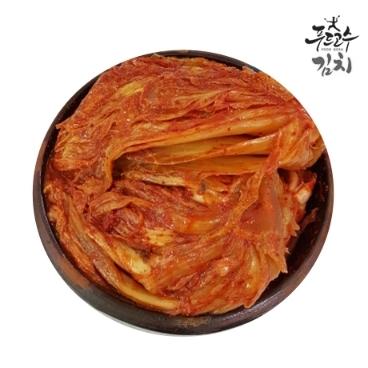 푸드고수 맛깔난 묵은지 김치 1kg 外 BEST 김치 특가!