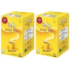 동서 맥심 커피믹스 170T 모카골드 1개 19,900원 / 6개 구매 시 1개 당 16,483원