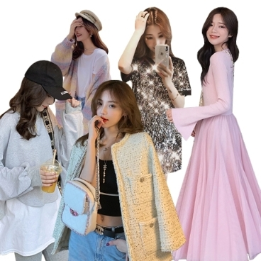 제이블리 겨울신상 파티룩/하객룩/연말룩 대전