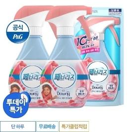 [투데이특가] 페브리즈 섬유탈취제 2+1