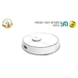 [디지털위크] [정식한글판] 한국공식총판 치후360 S7 물걸레 로봇청소기/LDA레이저스캔/대용량물통