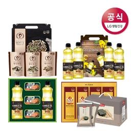 [게릴라특가] 30% 쿠폰할인+추가증정 이벤트! 설 전 마지막 배송, LG 식품 선물세트 / 목우촌 / 광천김 / 명인부각 / 리튠 홍삼