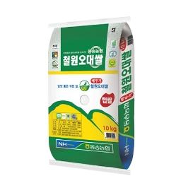 동송농협 햅쌀 철원오대쌀/오전 11시이전 주문시 당일출고