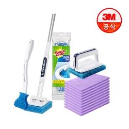 3M 크린스틱 베이킹소다 시트타입20입 외 욕실청소용품