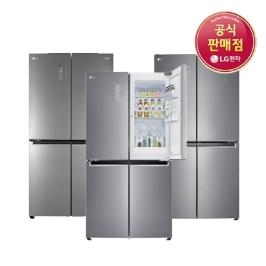 [디지털위크] 공식판매점 LG 디오스 양문형 냉장고 모음★