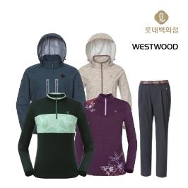 웨스트우드 백화점 인기BEST 라인업 티셔츠/자켓/팬츠