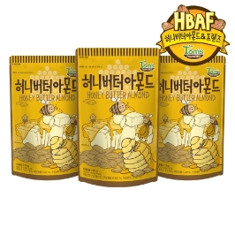 길림양행 허니버터 or 와사비맛 아몬드 1+1+1