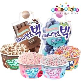 [더싸다특가] 미니멜츠 구슬아이스크림 36개