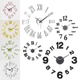 못없이 붙이면 인테리어시계 아미공 DIY벽시계 모음