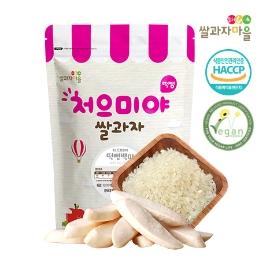 쌀과자마을 처으미야 아기과자 10+4(엄마과자 포함)