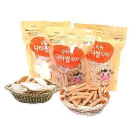 12+3 강희만닥터 쌀과자