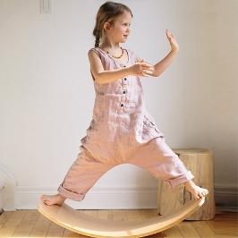 그로우업 밸런스 보드 균형감각 발달/창의력 쑥쑥/목 코어운동/근력운동