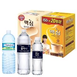 동서 맥심 180T 외 커피 생수 초특가SALE