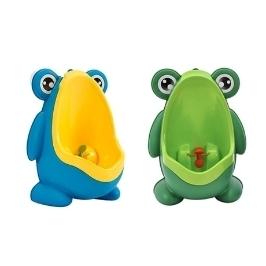 [투데이특가] 우리아이 좋은 습관 개구리 소변통 2가지 색깔!