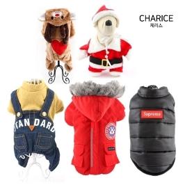 [위메프어워즈] 체리스 가을겨울 인기상품 88종 모음! 인기 강아지옷 고양이옷 애견의류