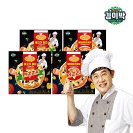 이경규의 돌판오븐 피자(450g) 맘껏 골라담기/ 1개당 7,900원 / 10개 구매 시 개당 3,610원