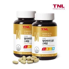 TNL 면역력 UP 멀티비타민 1+1 6개월분 外 오메가3, 루테인, 칼슘 마그네슘 아연, 알로에센스, 쏘팔메토, 크릴오일