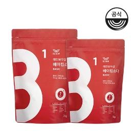 레인보우샵 베이킹소다 베이직 1kgx4개+2kg 대용량 구성!