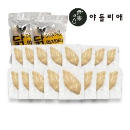 1봉 136kcal HACCP 야들리애 건강 닭가슴살 4봉 구매 시 1봉당 1,000원 / 50봉 구매 시 1봉당 858원