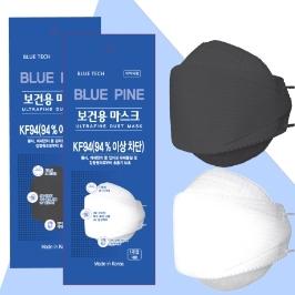[더싸다특가] 블루파인 KF94 식약처인증 미세먼지 황사 보건용 마스크 50매(성인용)