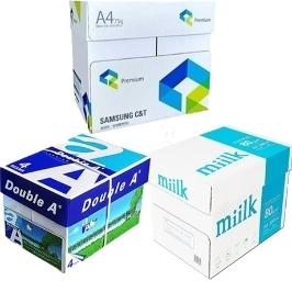 더블에이/밀크/한솔/삼성/HP/ A4용지/복사용지/A3용지 총모음