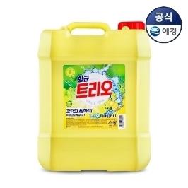[투데이특가] 트리오 대용량 주방세제 14KG