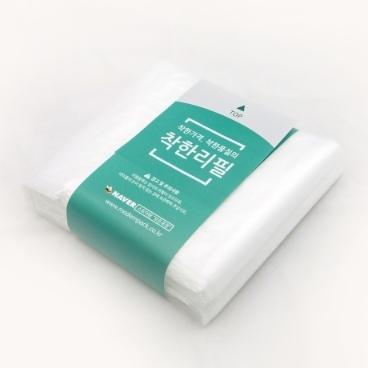 산화생분해 착한리필 기저귀휴지통 매직캔 호환 리필봉투