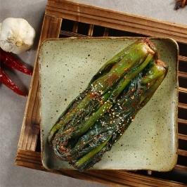 쇼핑빅딜리그 / 톡쏘는홍갓김치2kg+밥도둑 알싸한 파김치  2kg