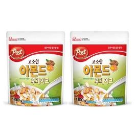동서 포스트 아몬드 후레이크 1+1kg 초특가SALE